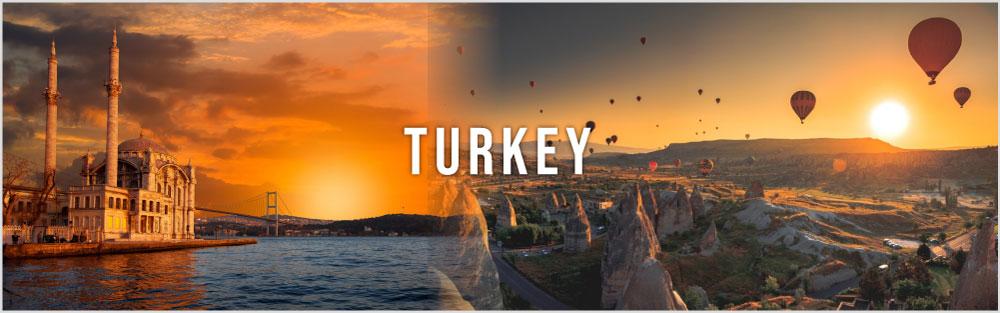 Beautiful Turkey Banner