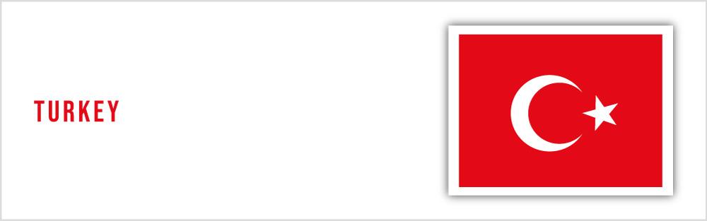 Turkey Flag website banner